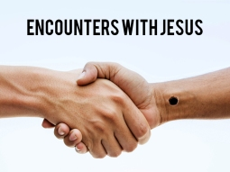 encounters with Jesus slide